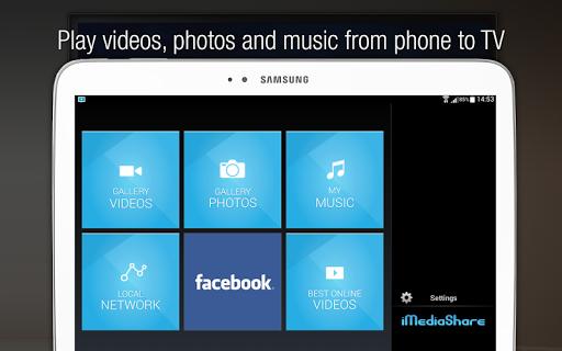 iMediaShare u2013 Photos & Music 1.0.10 Screenshots 7