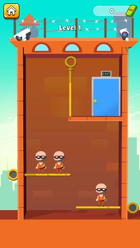 Prison Escape: Pin Rescue  screenshots 16