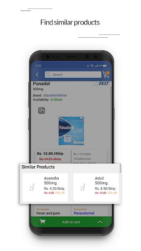 Dawaai - Online Medicines and Healthcare  screenshots 3