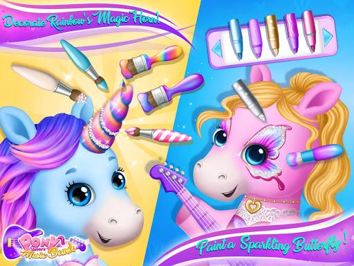 Pony Sisters Pop Music Band - Play, Sing & Design 6.0.24419 Screenshots 21