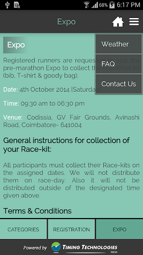 Coimbatore Marathon For PC Windows (7, 8, 10, 10X) & Mac Computer Image Number- 13