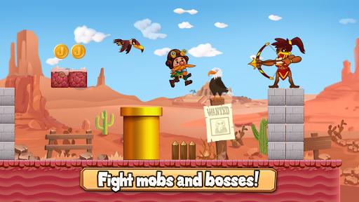 Jake's Adventure: Jump world & Running games! ud83cudf40 2.0.3 screenshots 2