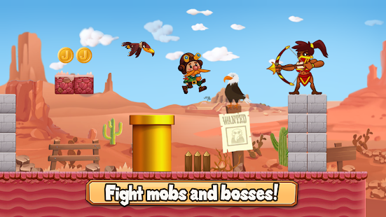 Jake's Adventure: Classic arcade & platform games! 2.1.5 screenshots 2