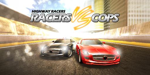 Racers Vs Cops : Multiplayer 1.27 Screenshots 1