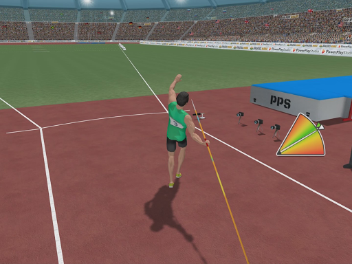 Athletics Mania: Track & Field Summer Sports Game  screenshots 9