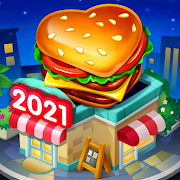 Cooking Street: Cooking Simulator & New Games 2021