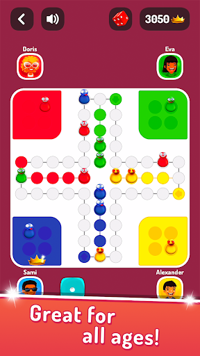 Ludo Trouble: German Parchis for the Parchis Star 2.0.26 Screenshots 9