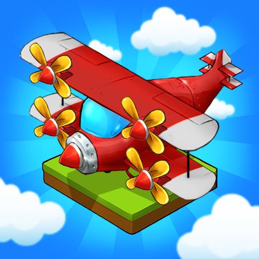 Merge AirPlane: Plane Merger