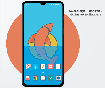 Sweet Edge Apk- Icon Pack 1.8 (Paid) Download 1