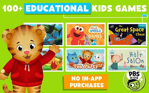 PBS KIDS Games 2.5.1 screenshots 11