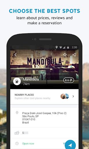 GPS Brasil u2013 Free navigation  Screenshots 4