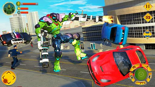 Incredible Monster Hero Robot Battle  screenshots 2