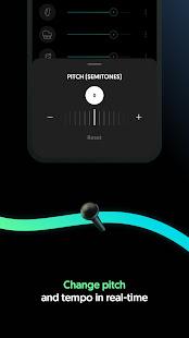 Moises: AI Music Editor + Vocal/Instrument Remover 1.6.5 Screenshots 4