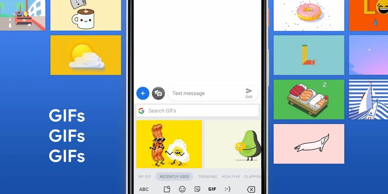 Gboard - the Google Keyboard screenshot 1