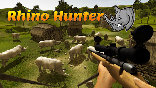 Rhino Hunter 2019 Hack & Cheats Online 5