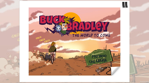 Buck Bradley: Comic Adventure apkpoly screenshots 8