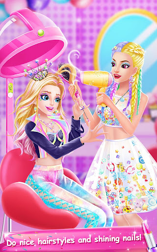 Candy Makeup Party Salon  screenshots 8