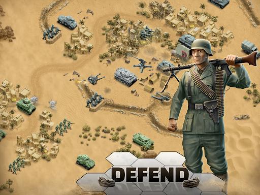1943 Deadly Desert - a WW2 Strategy War Game 1.3.2 Screenshots 9