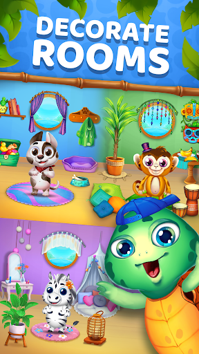 Animatch Friends - cute match 3 Free puzzle game  screenshots 20