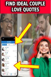 Chat to Meet Foreigners Free Dating Flirt 1.0 APK screenshots 4