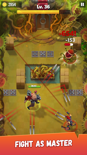Butchero: Epic RPG with Hero Action Adventure apkpoly screenshots 6