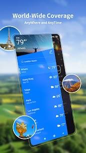 Weather Forecast – Weather Live & Weather Widgets 3