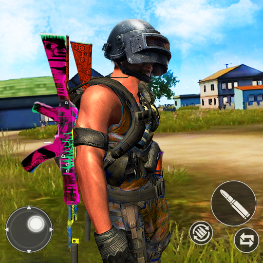 Gun Strike: FPS Strike Mission- Fun Shooting Game