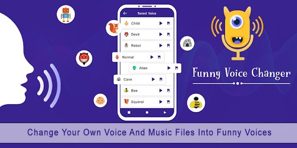 Unlimited Voice Changer  For Pc – Free Download For Windows 7/8/10 And Mac 1