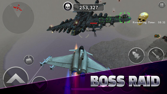 GUNSHIP BATTLE: Helicopter 3D MOD APK (All Unlocked) – Updated 2021 4