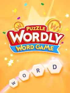 Wordly: Link Together Letters in Fun Word Puzzles 9