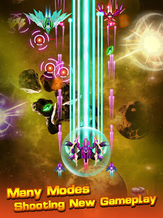 Galaxy Shooter-Space War Shooting Games screenshots 8
