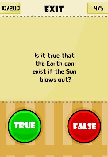 True or False - New version 1.2.6 screenshots 2