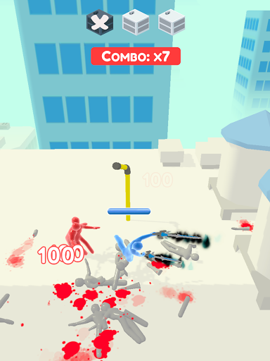 Jelly Fighter: Color candy & stickman games 0.7.0 screenshots 24