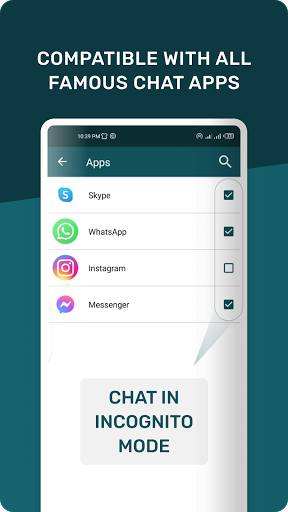 Recover Deleted Messages- Unseen Hidden Chat screenshots 2