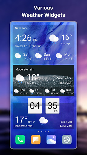 Weather Forecast - Accurate Local Weather & Widget 1.0.9 screenshots 4