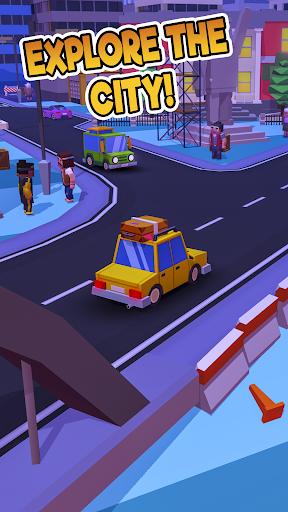 Taxi Run - Crazy Driver 1.28.2 screenshots 6