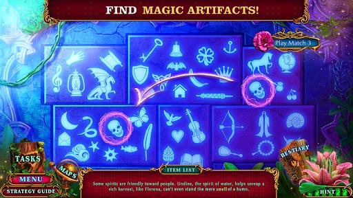 Télécharger Hidden Objects - Spirit Legends 1 (Free To Play) APK MOD (Astuce) screenshots 3