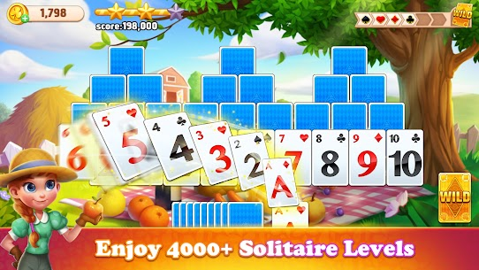 Download Solitaire Tripeaks: Farm Adventure For Your Pc, Windows and Mac 1