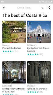 Costa Rica Travel Guide in English with map