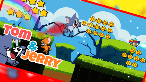 Tom Cat Dash And Mouse Runner 2.2 screenshots 1