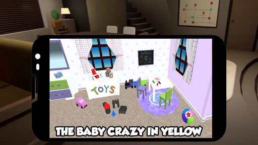The Baby in Crazy Yellow House Simulator apk 1.01 screenshots 1