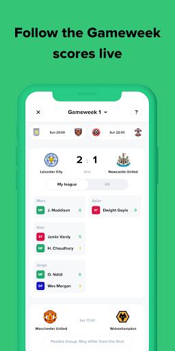 Bemanager - Be a Soccer Manager 2.69.0 screenshots 6