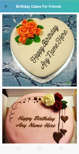 Birthday Cake With Name And Photo ud83cudf82 1.2 Screenshots 2