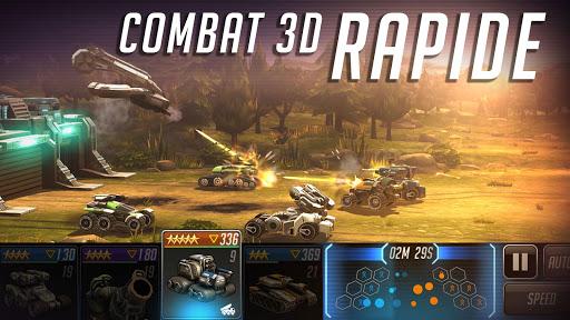 Code Triche League of War: Mercenaries APK Mod screenshots 1