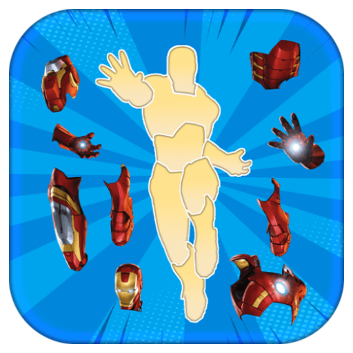 Superheroes Puzzles - Wooden Jigsaw Puzzles