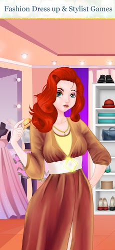 Fancy Look - Fashion Dress up & Stylist Gameのおすすめ画像1