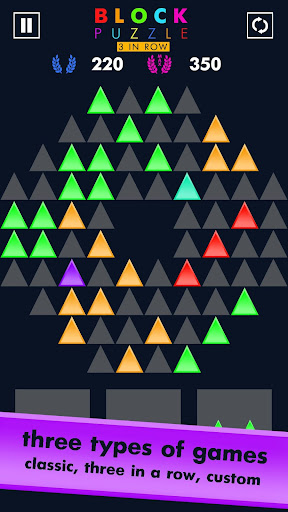 Block Puzzle Match 3 Game apktram screenshots 3
