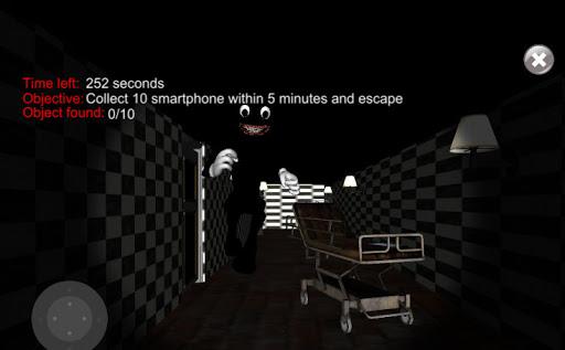 Night of Cartoon Cat Trapped  screenshots 3