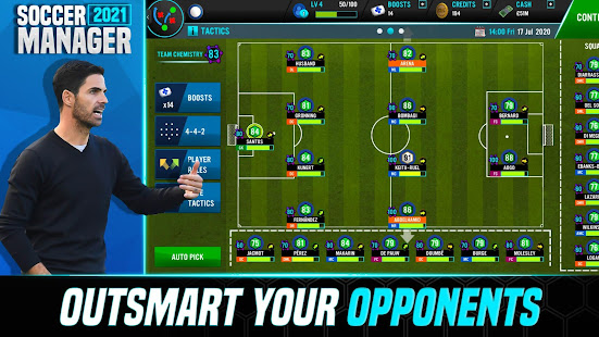 Soccer Manager 2021 - Free Football Manager Games Unlimited Money