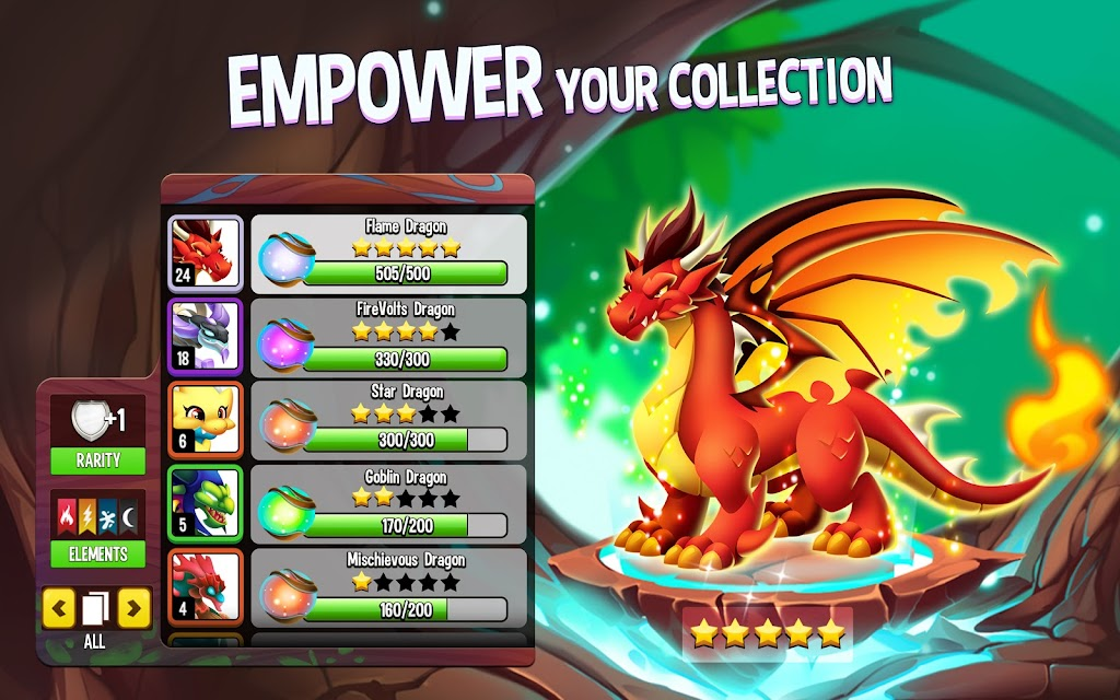 Dragon City Mobile poster 15